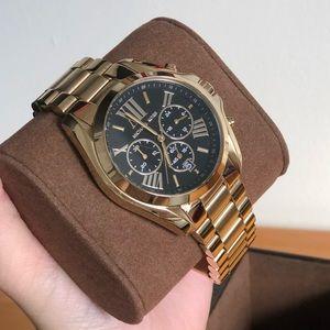 Gold Women's Michael Kors Watch